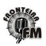 Logo da emissora Rádio Fronteira 101.7 FM