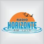 Logo da emissora Rádio Horizonte 1310 AM
