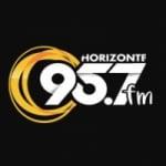 Logo da emissora Rádio Horizonte 95.7 FM