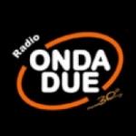Logo da emissora Radio Onda Due 95.6 FM