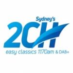 Logo da emissora Radio 2CH 1170 AM