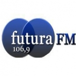 Logo da emissora Rádio Futura 106.9 FM