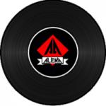 Logo da emissora Aleka Rock Web Rádio