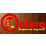 Logo da emissora Rádio Futura 105.9 FM