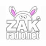 Logo da emissora Zak Radio.Net