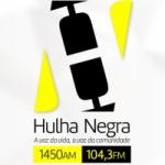 Logo da emissora Rádio Hulha Negra 1450 AM