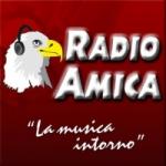 Logo da emissora Radio Amica