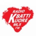 Logo da emissora Radio Battikuore 95.5 FM
