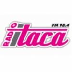 Logo da emissora Radio Itaca 98.4 FM