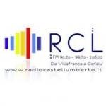 Logo da emissora Radio Castell'Umberto 90.2 FM
