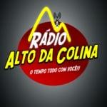 Logo da emissora Rádio Alto da Colina