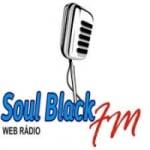 Logo da emissora Rádio Soul Black FM