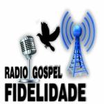 Logo da emissora Rádio Fidelidade Gospel