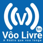 Logo da emissora Rádio Vôo Livre FM
