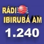 Logo da emissora Rádio Ibirubá 1240 AM