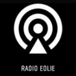 Logo da emissora Radio Eolie