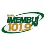 Logo da emissora Rádio Imembuí 101.9 FM