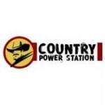 Logo da emissora Country Power Station