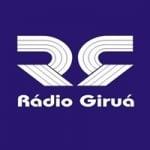 Logo da emissora Rádio Giruá 1090 AM