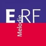Logo da emissora ERF Melodie 105.6 FM
