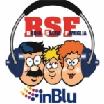 Logo da emissora Radio Sacra Famiglia 91.2 FM