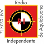 Logo da emissora Rádio Independente 1020 AM