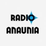 Logo da emissora Radio Anaunia 91.3 FM
