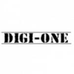 Logo da emissora Radio Digi-One 105.3 FM