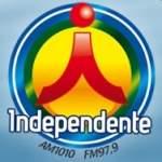 Logo da emissora Rádio Independente 1010 AM