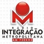 Logo da emissora Rádio Integração Metropolitana 730 AM