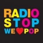 Logo da emissora Radio Stop 95.4 FM
