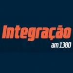 Logo da emissora Rádio Integracão 1380 AM