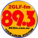 Logo da emissora Radio 2GLF 89.3 FM