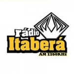 Logo da emissora Rádio Itaberá 1160 AM