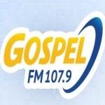 Logo da emissora Rádio Gospel 107.9 FM
