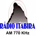 Logo da emissora Rádio Itabira 770 AM