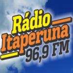 Logo da emissora Rádio Itaperuna 96.9 FM