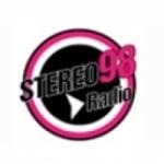 Logo da emissora Radio Stereo 98