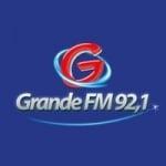 Logo da emissora Rádio Grande 92.1 FM