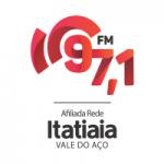 Logo da emissora Rádio Vale 97.1 FM