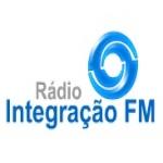 Logo da emissora Rádio Integração 91.7 FM
