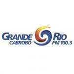 Logo da emissora Rádio Grande Rio 100.3 FM