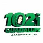 Logo da emissora Rádio Guadalupe 102.1 FM