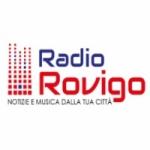 Logo da emissora Radio Rovigo