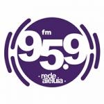 Logo da emissora Rádio Rede Aleluia 95.9 FM