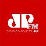 Logo da emissora Rádio Jovem Pan 95.9 FM