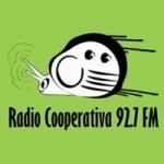 Logo da emissora Radio Cooperativa 92.7 FM