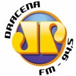 Logo da emissora Rádio Jovempan 94.5 FM