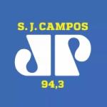 Logo da emissora Rádio Jovempan 94.3 FM