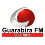 Logo da emissora Rádio Guarabira 90.7 FM